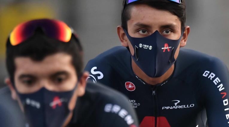 Egan Bernal, Team Ineos