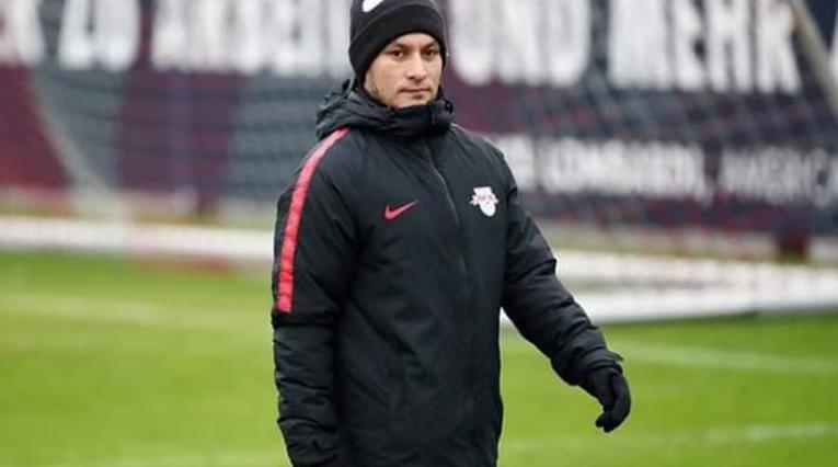 Mauricio Sánchez, colombiano del Leipzig