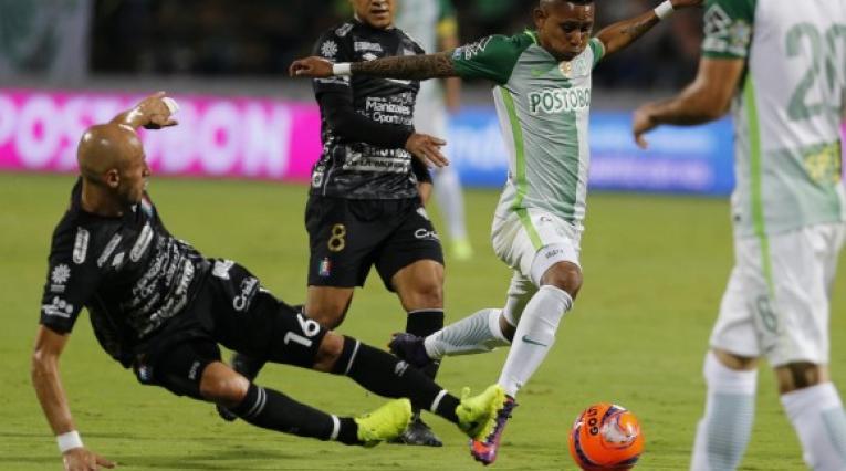 Once Caldas vs Nacional - Liga Betplay