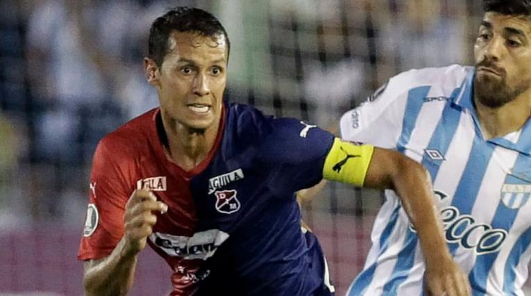 Andrés Ricuarte, futbolista colombiano