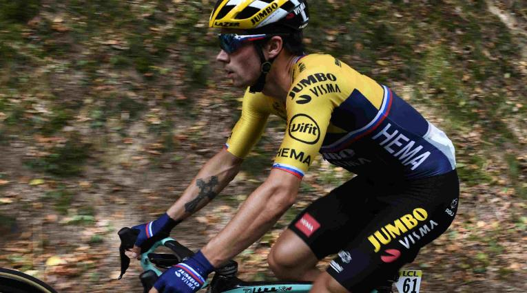 Primoz Roglic ganó segunda etapa del Critérium
