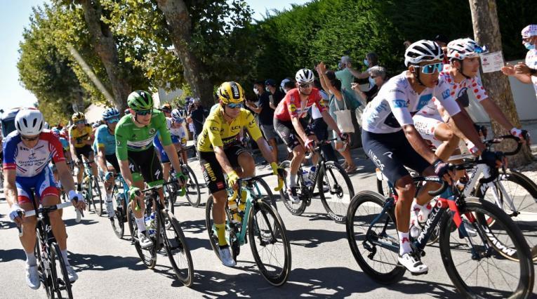 Tour de Francia 2020, Primoz Roglic, Egan Bernal