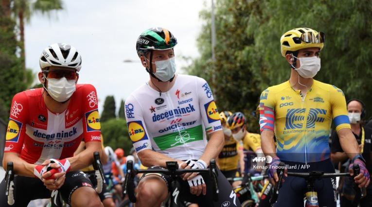Sergio Higuita - Tour de Francia 2020