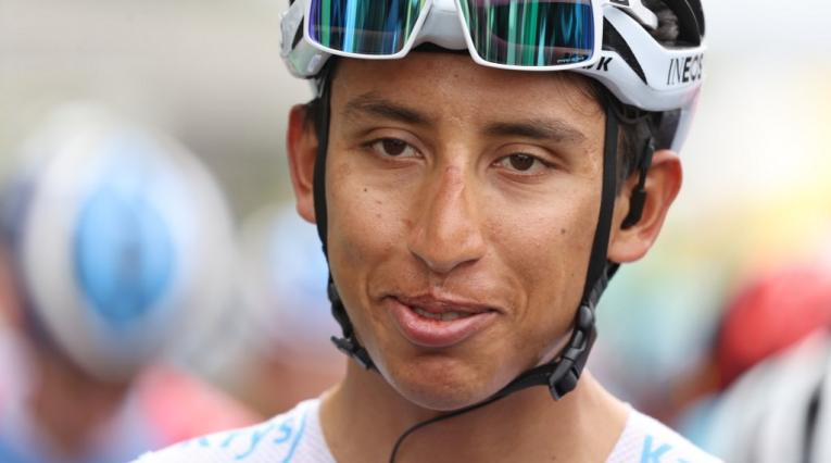 Egan Bernal, Ineos, Tour de Francia