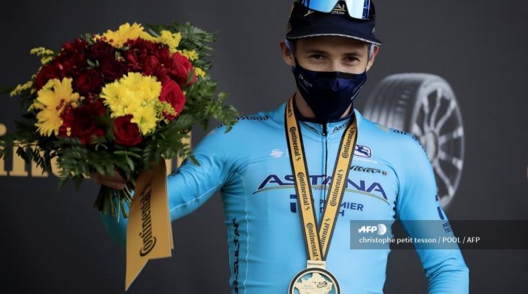 Miguel Ángel López, Astana, Tour de Francia