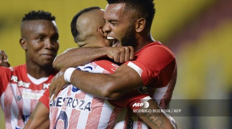 Junior venció a Barcelona en Guayaquil
