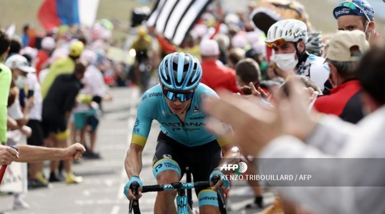 Miguel Ángel López, ciclismo colombiano