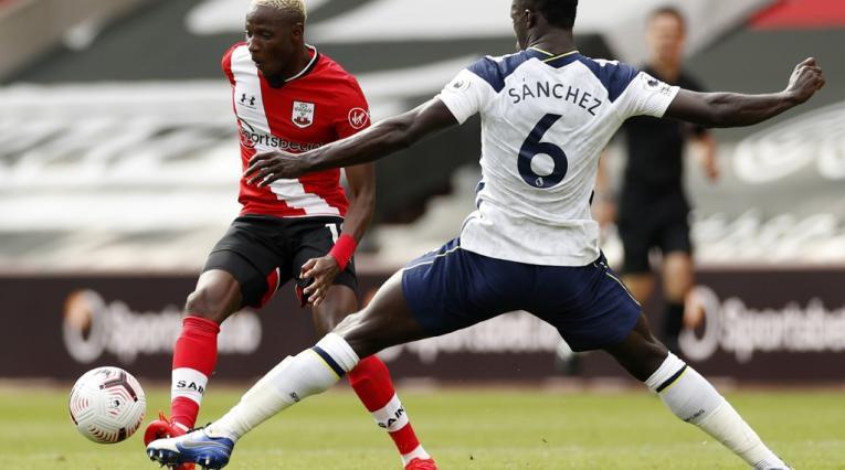 Dávinson Sánchez, Tottenham