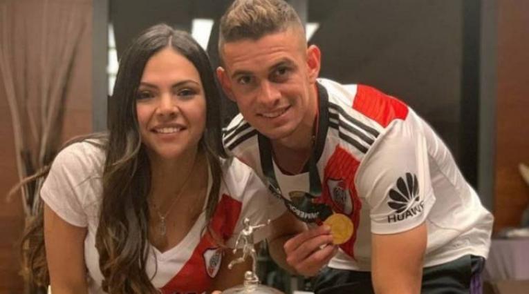Ana Caicedo y Rafael Santos Borré