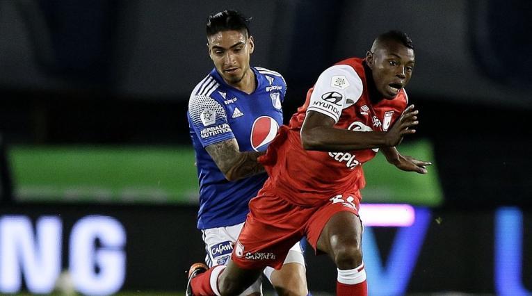 Millonarios, Independiente Santa Fe, Liga Betplay