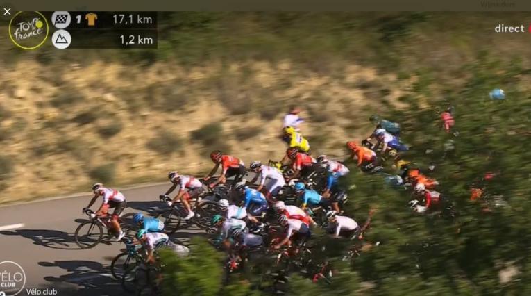 Alaphilippe, sanción Tour de Francia