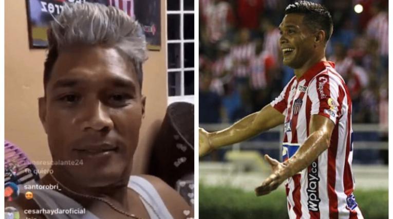 Teófilo Gutiérrez - Junior de Barranquilla
