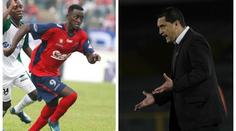 Jackson Martínez y Aldo Bobadilla