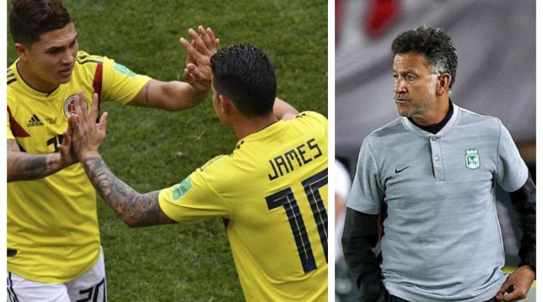 Juan Carlos Osorio - James y Quintero