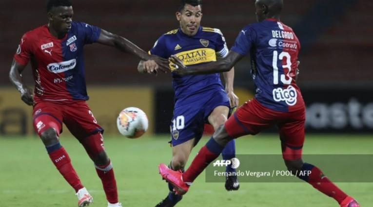 Medellín Vs. Boca Juniors