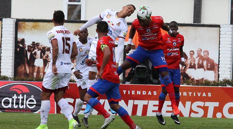 Deportivo Pasto vs Deportes Tolima, Liga Betplay