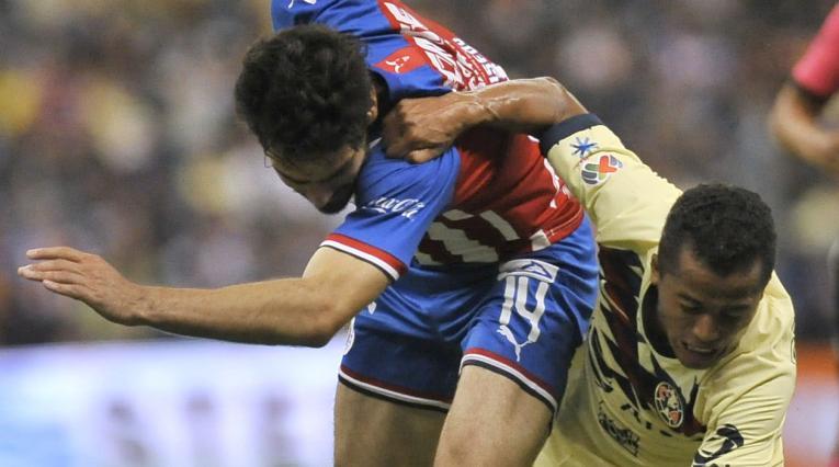 América vs Chivas, Liga MX