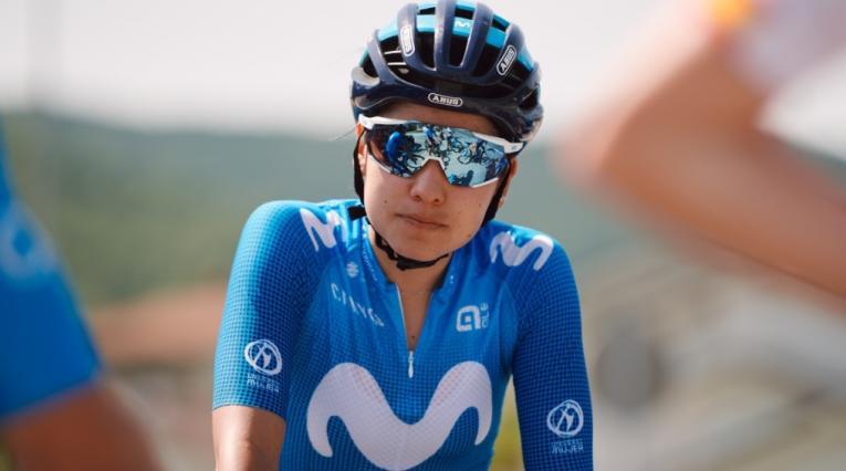 Paula Patiño- Movistar Team