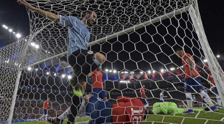 Uruguay vs Chile, Eliminatorias Qatar 2022