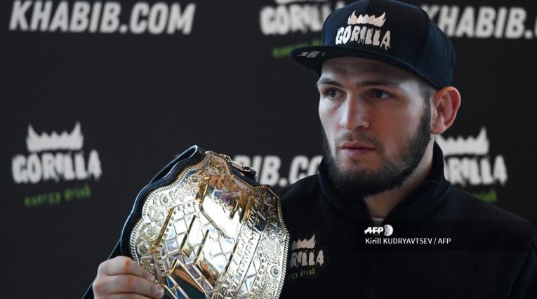 Khabib, UFC