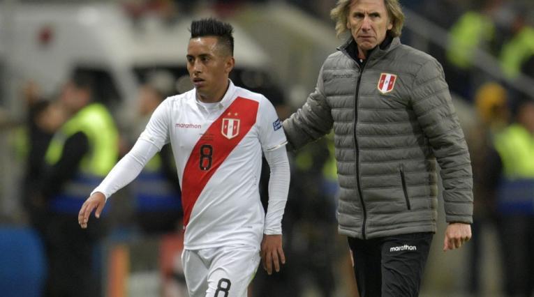 Perú, Ricardo Gareca