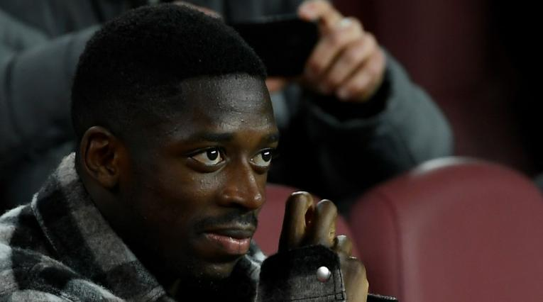 Ousmane Dembelé, FC Barcelona