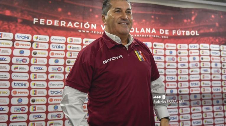 José Peseiro, técnico de Venezuela