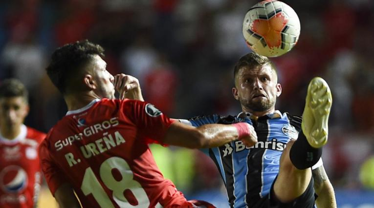 Gremio vs América; Copa Libertadores
