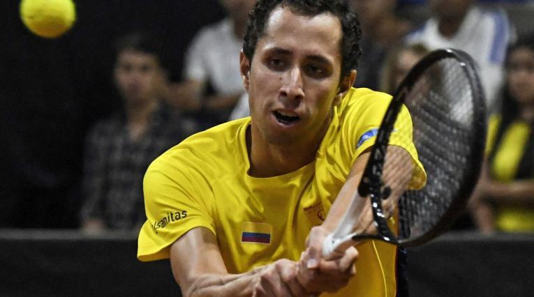 Daniel Galán, Roland Garros