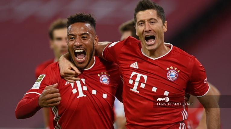 Bayern Munich, Bundesliga