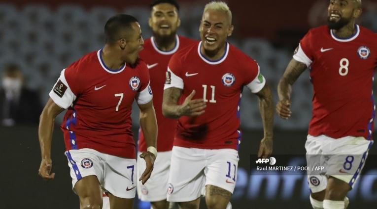 Chile, Eliminatorias Qatar 2022