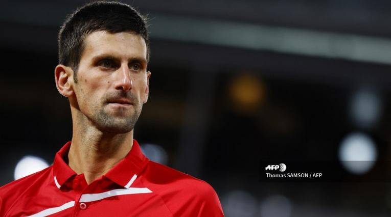 Novak Djokovic - Roland Garros 2020
