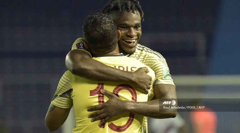Selección Colombia 2020 - Eliminatorias