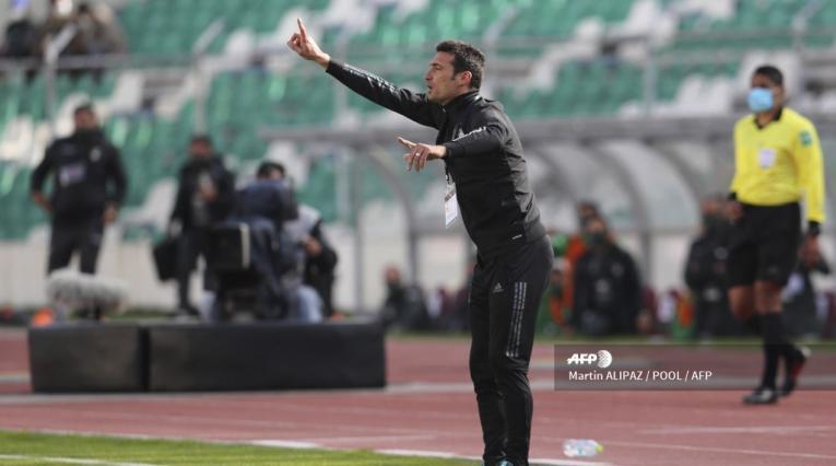 Lionel Scaloni, técnico Selección Argentina
