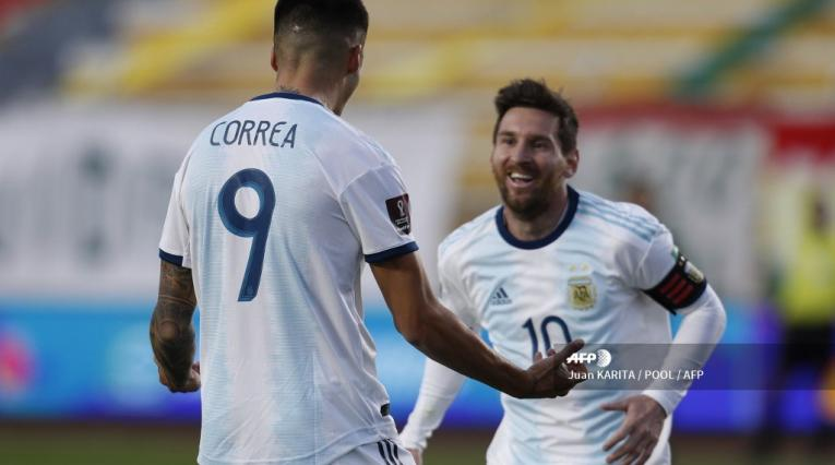 Selección Argentina 2020