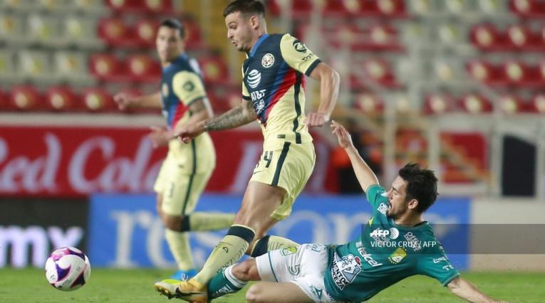 Nicolás Benedetti - América de México