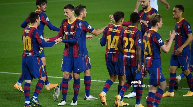 Barcelona 2020 - Champions League