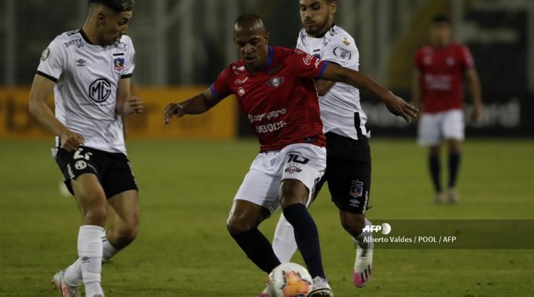 Colo Colo vs Wilsterman, Copa Libertadores