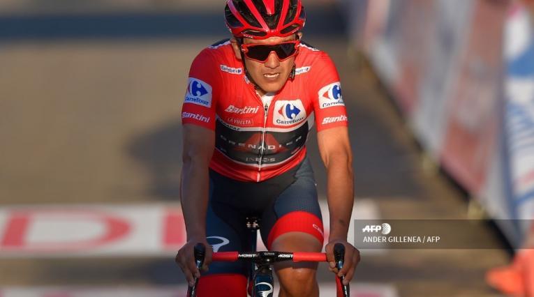 Richard Carapaz, Ineos, Vuelta a España