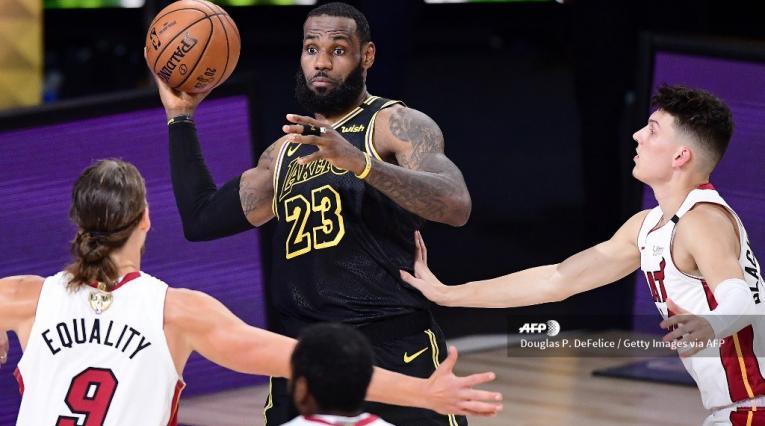 Los Angeles Lakers, NBA