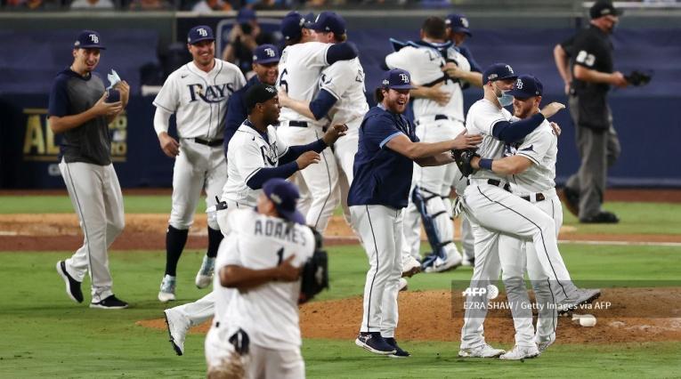 Rays de Tampa Bay, Grandes Ligas