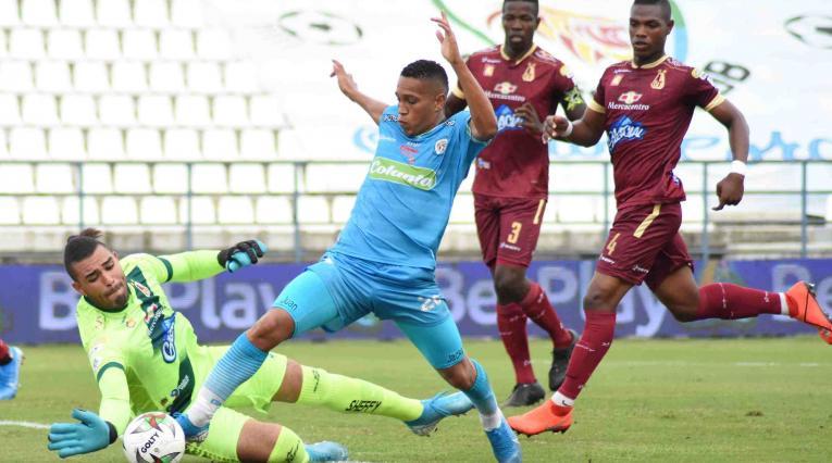 Jaguares vs Deportes Tolima - Liga Betplay, fecha 15