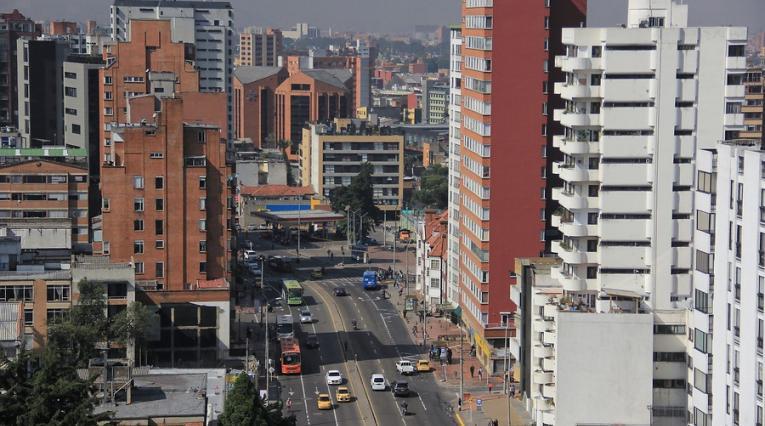 Bogotá, Sismo