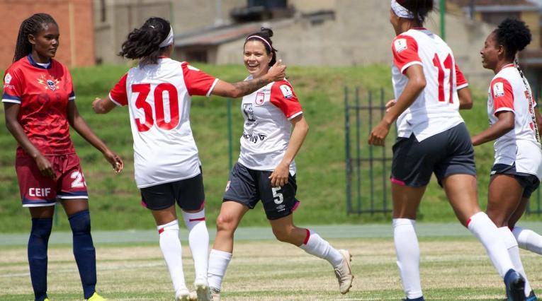Santa Fe, Liga Femenina