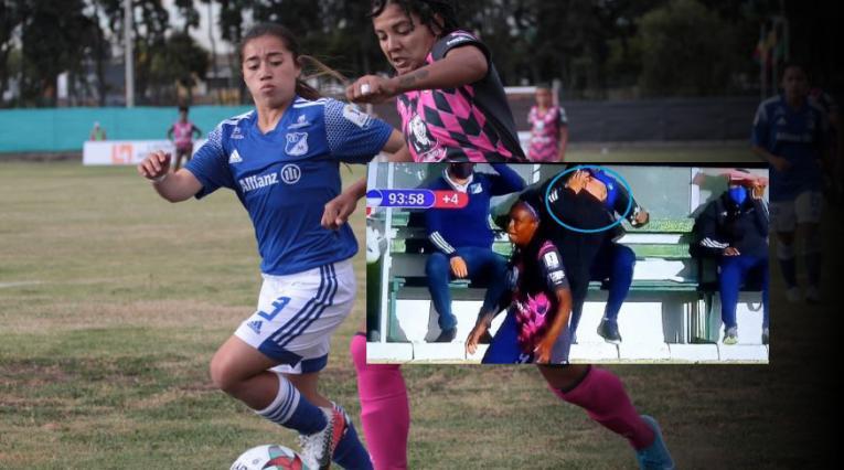 Millonarios, Liga femenina.