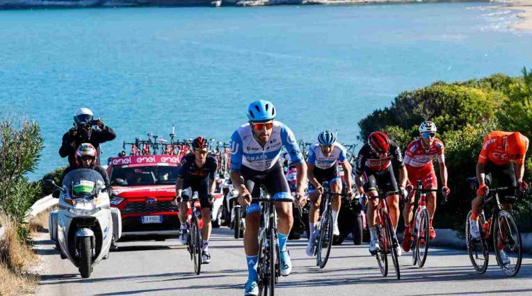 Alex Dowsett - Giro de Italia