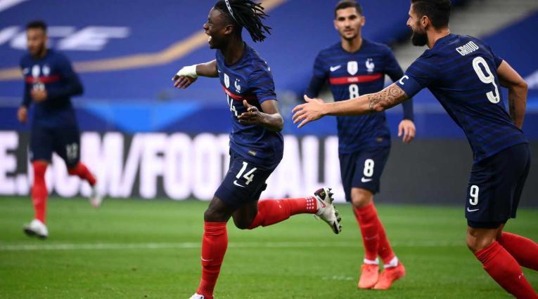 Francia - 2020