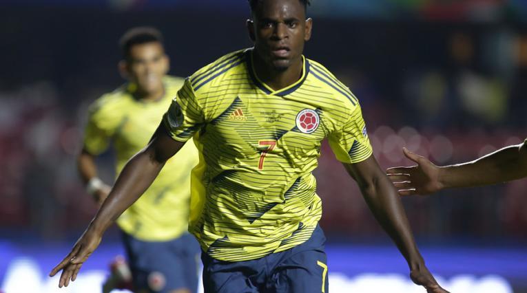 Selección Colombia, Duván Zapata