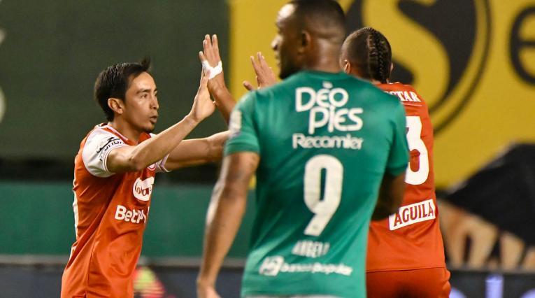 Deportivo Cali vs Independiente Santa Fe