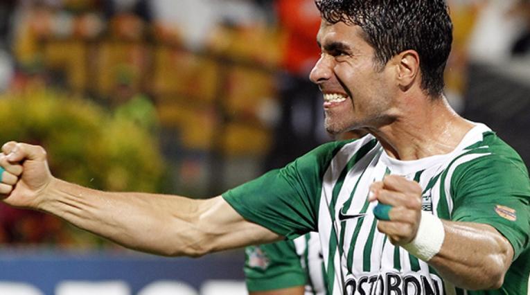 Juan Pablo Ángel, exjugador de Nacional